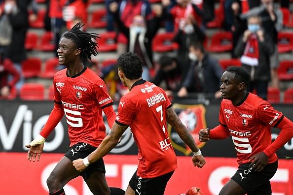 Eduardo Camavinga Jeremy Doku The Golden Teenagers Of Stade Rennais Birdiefootball