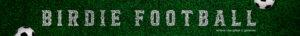 Birdiefootball Logo